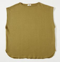 BIG VEST CUT SEW OLIVE